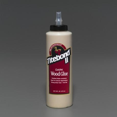 Colle TiteBond II Dark Wood 16oz - 473ml