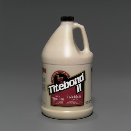 Colle TiteBond II dark Wood Gallon - 3.8 l