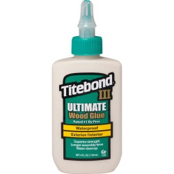 Colle TiteBond III 4oz (118ml)