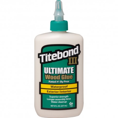 Colle TiteBond III 8oz (237ml)