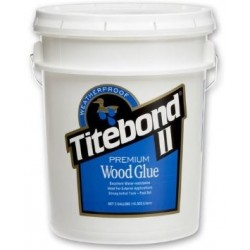 TiteBond II 5 Gallons - 18.9l